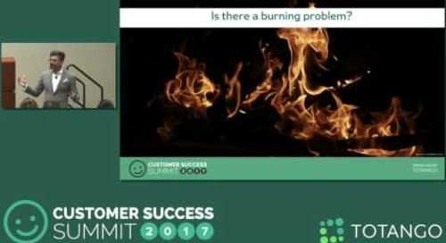 [Track 3] Communicating the Value of Customer Success to Executives - Customer Success Summit 2017