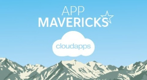 App Mavericks- Increase sales performance with SuMo by CloudApps
