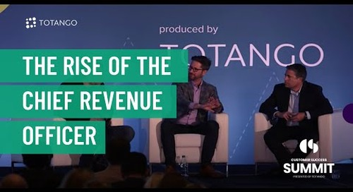 Fireside chat - Enter the Chief Revenue Office The Rise of a New Corporate Role