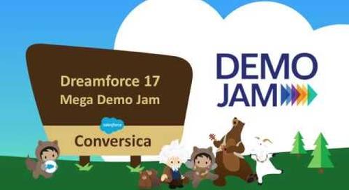 Conversica's Award Winning Demo at Dreamforce Mega Demo Jam