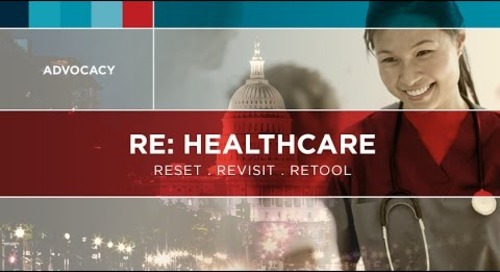 RE: Healthcare Policy Briefing Highlights