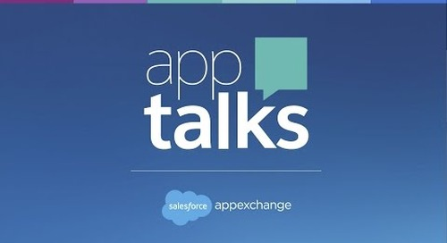 App Talks: Healthwise Fully Modernizes its Quote to Cash and Revenue Management Systems with Apttus