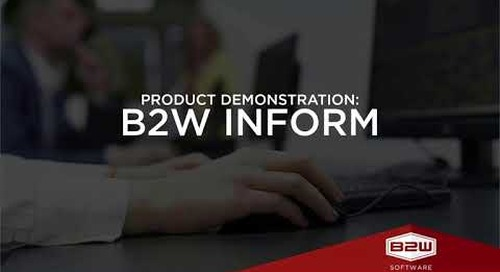 B2W Webinar –  Is Your Quality Inspection Process Putting You at Risk?