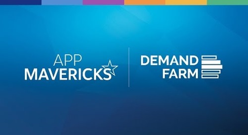 App Mavericks- Identify and Grow Your Key Accounts with DemandFarm