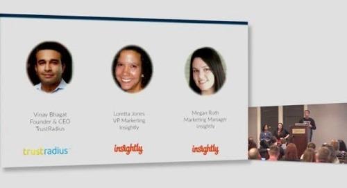 Amplifying Your Customer Success - Vinay Bhagat, Loretta Jones, Megan Roth