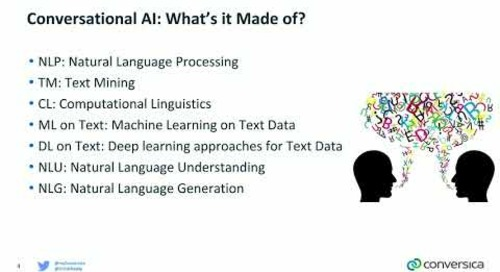Webinar: Natural Language Processing Exposed: The Art, the Science, and the Applications
