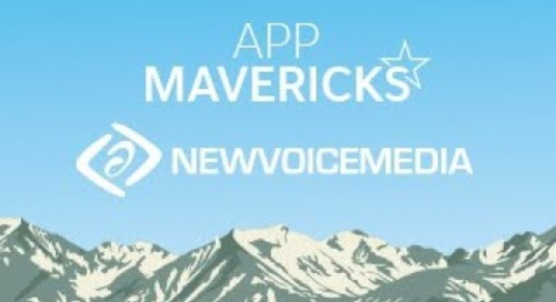 App Mavericks- Deliver faster service and grow revenue with NewVoiceMedia CTI