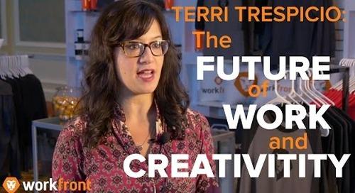Terri Trespicio at Leap 2017: The Future of Work and Replenishing Creativity