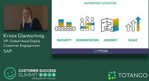 Enterprise Customer Success Through Digital Engagement - Customer Success Summit 2018 (Track 3)