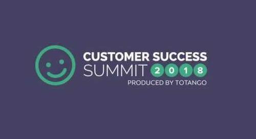 Customer Success Hero Awards - Customer Success Summit 2018