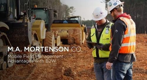 M.A. Mortenson Co.