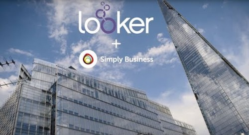 Simply Business + Looker