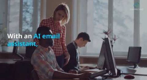Make Fewer Mistakes with an AI Email Assistant