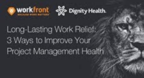 Long Lasting Work Relief Webinar