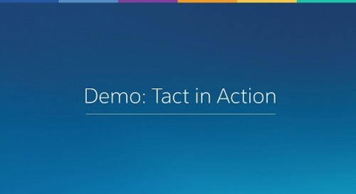 Demo: Tact in Action