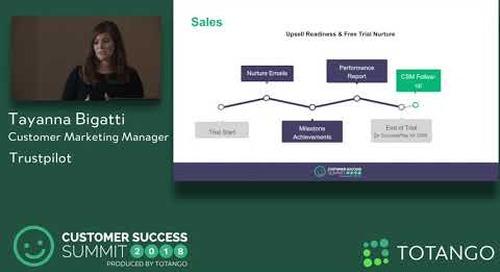 Customer Marketing: Scaling Customer Success Efforts - Customer Success Summit 2018 (Track 3)