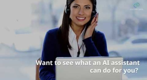 Using AI to find new customers