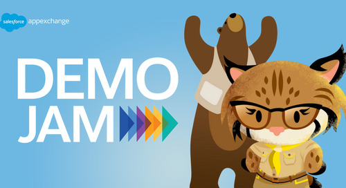 AppExchange Demo Jam: Peer-to-Peer Fundraising and Wealth Screening Tools