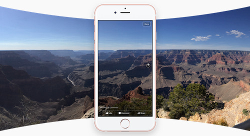 Three Ways Your Hotel Can Use Facebook 360 Photos