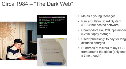There's a place that is scarier than the Dark Web