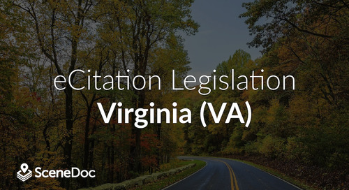 eCitation Legislation in Virginia (VA)