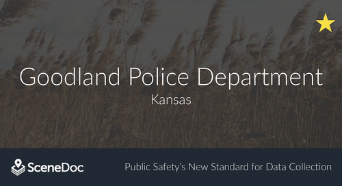 Goodland Police Department Moves to SceneDoc eCitations