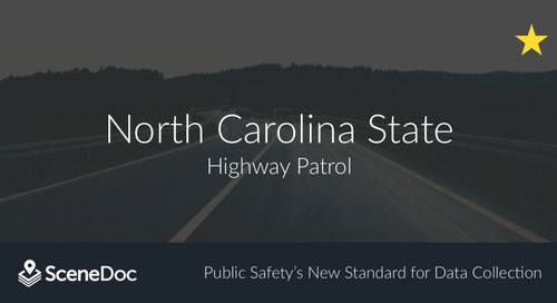 North Carolina State Highway Patrol Moves to SceneDoc