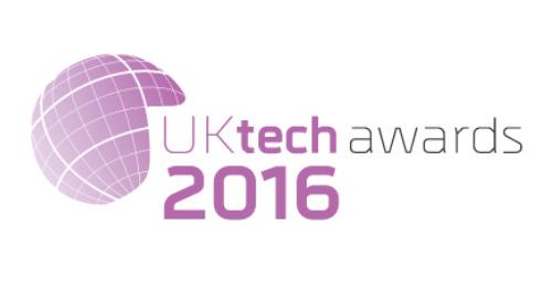 CRF Health Finalist in UK Tech Awards