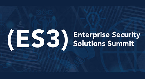 Enterprise Security Solutions Summit, April 25, 2018 – Seattle, USA