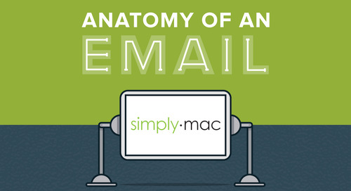 Anatomy of an Email: Simply Mac