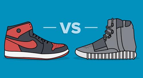 Email showdown: Nike vs. Adidas