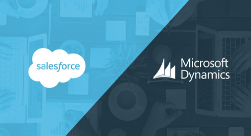 CRM integrations: Salesforce and Microsoft Dynamics 365