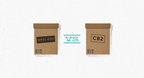 Email showdown: West Elm vs. CB2