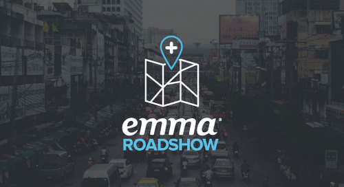 Announcing the very first Emma Roadshow!
