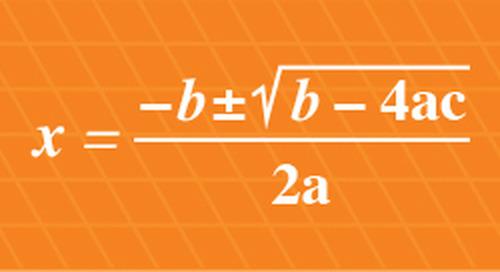 Finding the Minimum or Maximum of Quadratic Functions   Mathematics