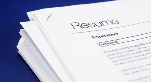 5 Tips to a Stand Out Resume