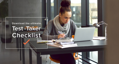 The Ultimate TASC Test-Taker Checklist