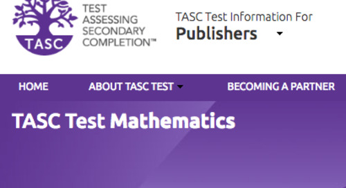 TASC Test Math Subtest | TASC Test Blog