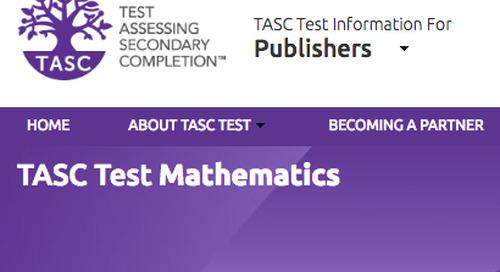 TASC Test Math Subtest | TASC Test Blog