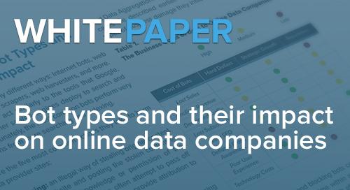 Online Data Companies vs. Bots | White Paper