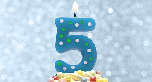 Distil Networks Turns Five – Where Did the Time Go?