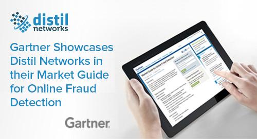 Gartner Market Guide for Online Fraud Detection