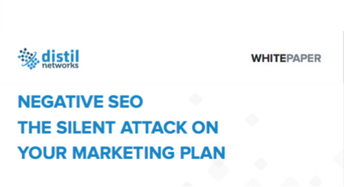 Negative SEO the Silent Attack on your Marketing Plan