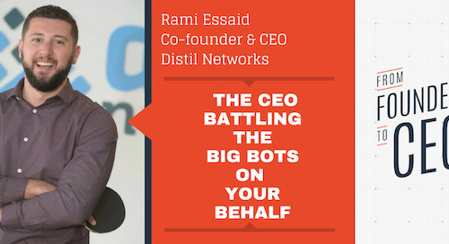 The CEO Battling the Big Bots on Your Behalf