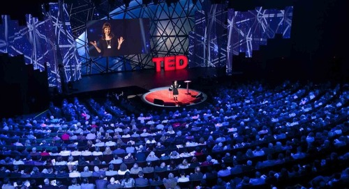 4 Inspiring TED Talks in 12 Minutes or Less
