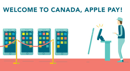 Apple Pay Now Available in Canada with American Express