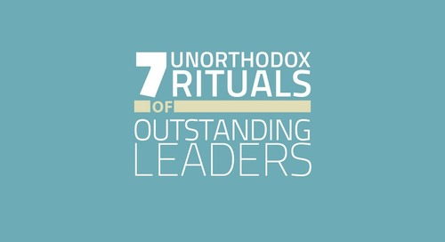 7 Great Leaders and Their Quirky Habits [Infographic]