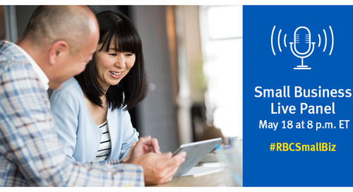 RBC Small Business Live Panel - Starting a Business With Sarah Adams