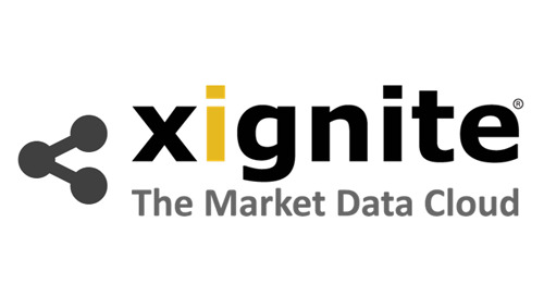 Xignite Announces Financial Market Data Cloud Streaming Solution for Fintech Apps