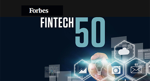 Xignite Named on Forbes Fintech 50 Two Years in a Row